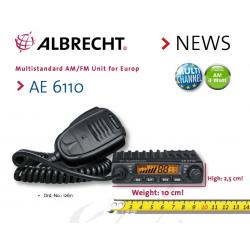 Emisora ALBRECHT AE 6110