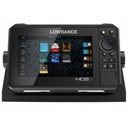 LOWRANCE HDS 7 LIVE +...