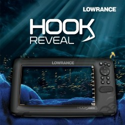LOWRANCE HOOK 7 REVEAL...