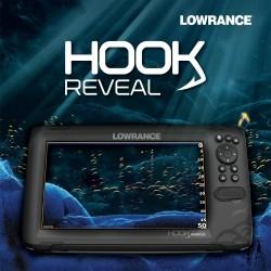LOWRANCE HOOK 7 REVEAL...