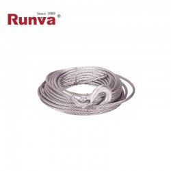 Cable acero 9mm x 26m con...